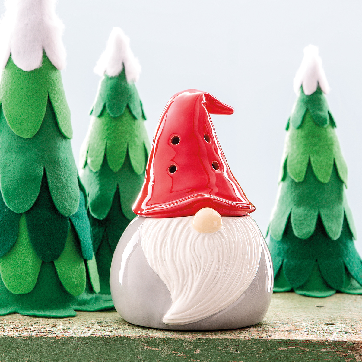 Christmas Gnome.Gnome For The Holidays Scentsy Warmer
